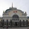 Железнодорожные вокзалы в Туре