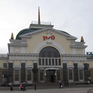 Железнодорожные вокзалы Туры
